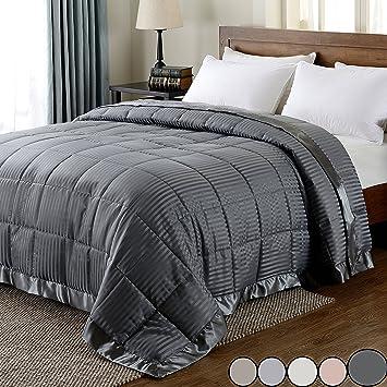 Downluxe Wendbar Mikrofaser Daunen Alternative Decke Bett