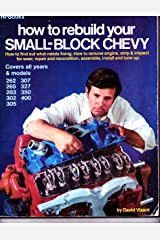 How to Rebuild Your Small-Block Chevy Mass Market Paperback