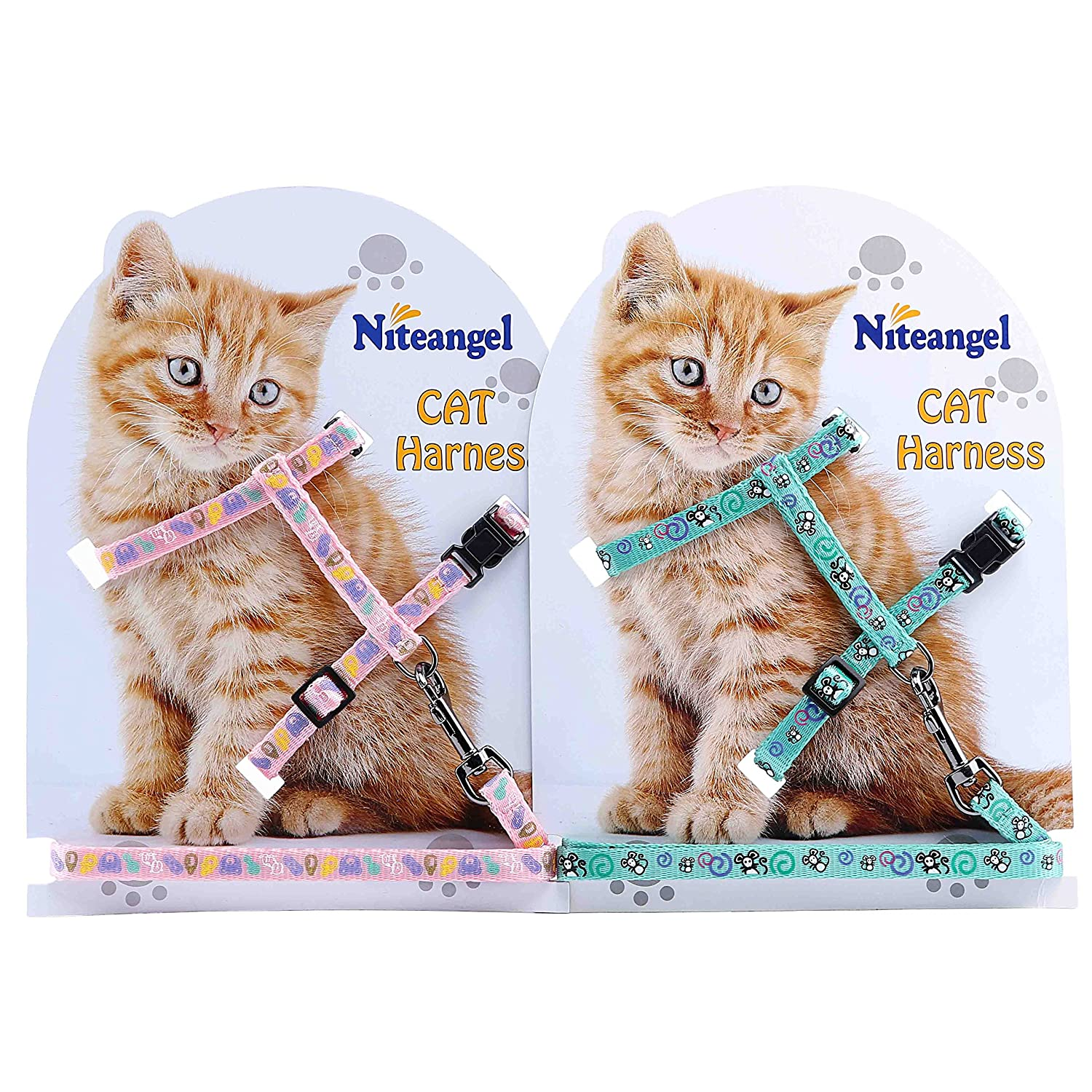 5. Niteangel Cat Harness