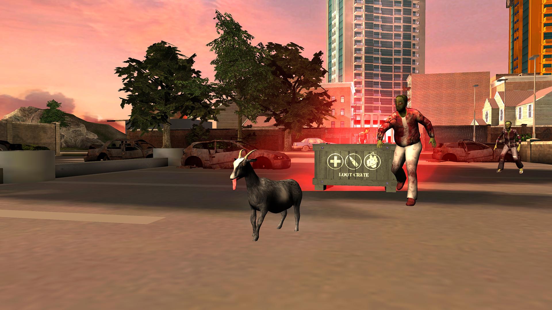 Скачать goat simulator goatz на пк