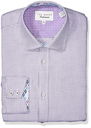 39ec2180f55 Ted Baker Men s Giara Dress Shirt