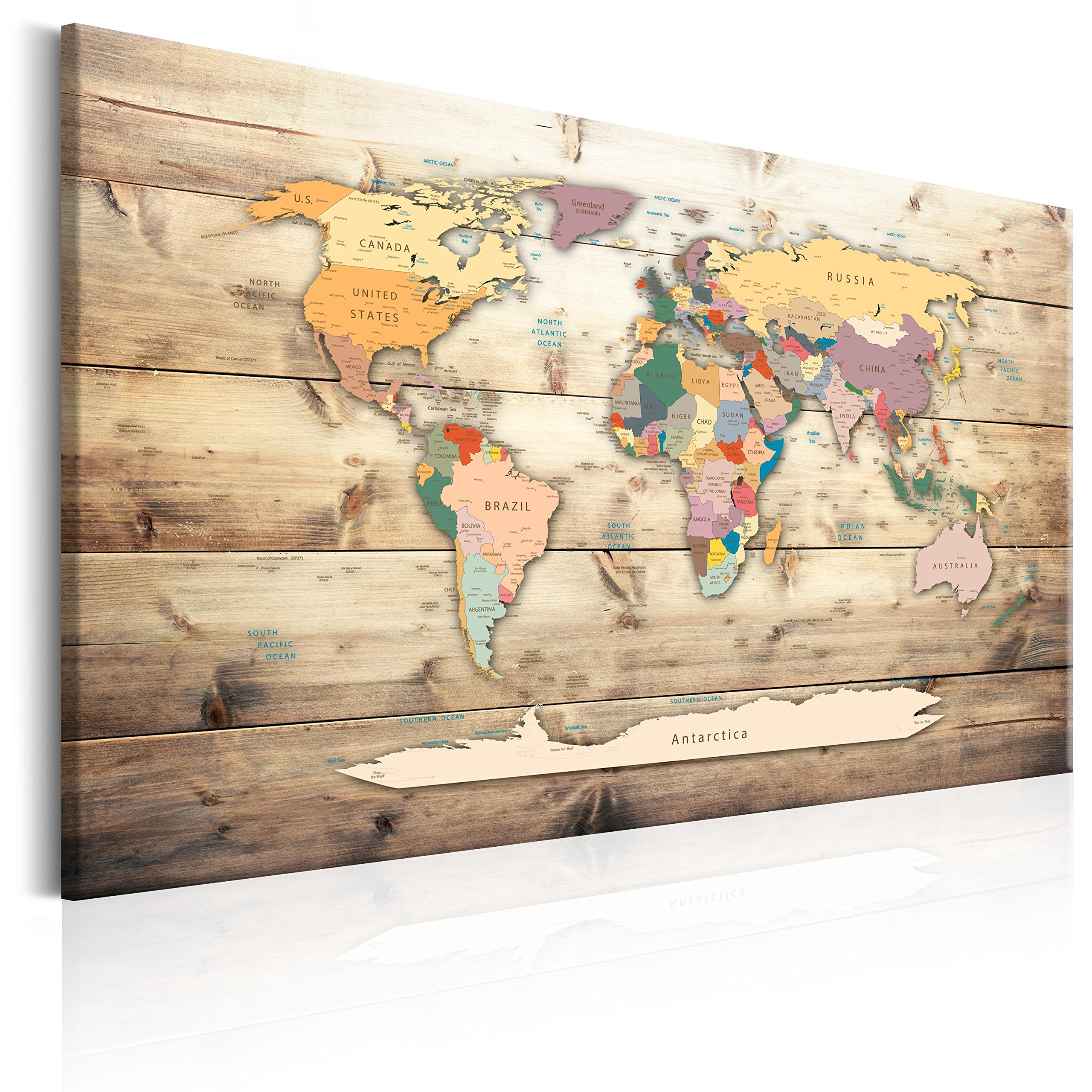 Pin map amazon pinboard map 90x60 cm 354 by 236 gumiabroncs
