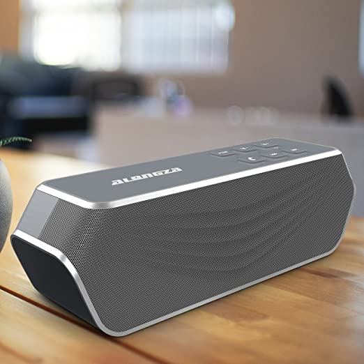 Review Wireless Portable Bluetooth Speaker