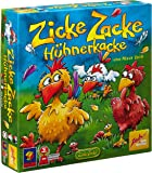 Noris Spiele Zoch 601121800 Zicke Zacke Hühnerkacke, Kinderspiel des Jahres 1998