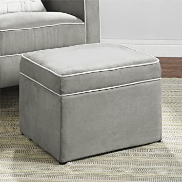 Amazoncom Baby Relax The Abby Nursery Storage Ottoman for Baby