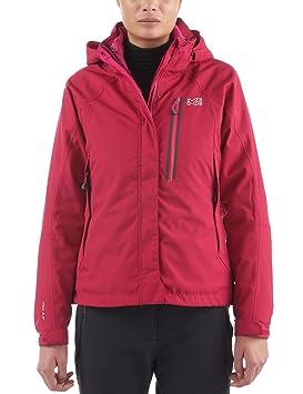 Xl Veste Pobeda Sangria Ld Femme Jacket 31 Millet Rouge Bwz8Aqv