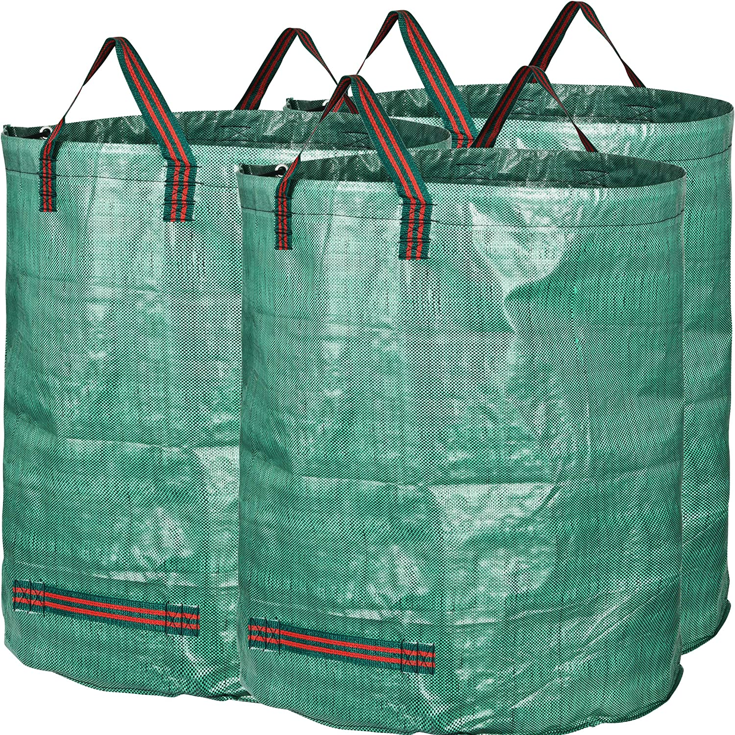 GardenMate pack of 3 large 300L PROFESSIONAL garden waste bags (H84 cm, D67 cm)