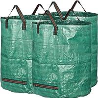 Garde Mate® 3x Sac de Jardin Professionnel fabriqué à partir de Durable Tissu Polypropylène (PP) 150g/m² 272