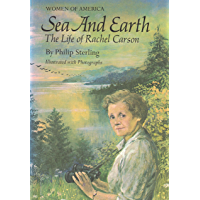 Sea and Earth: The Life of Rachel Carson (English Edition)
