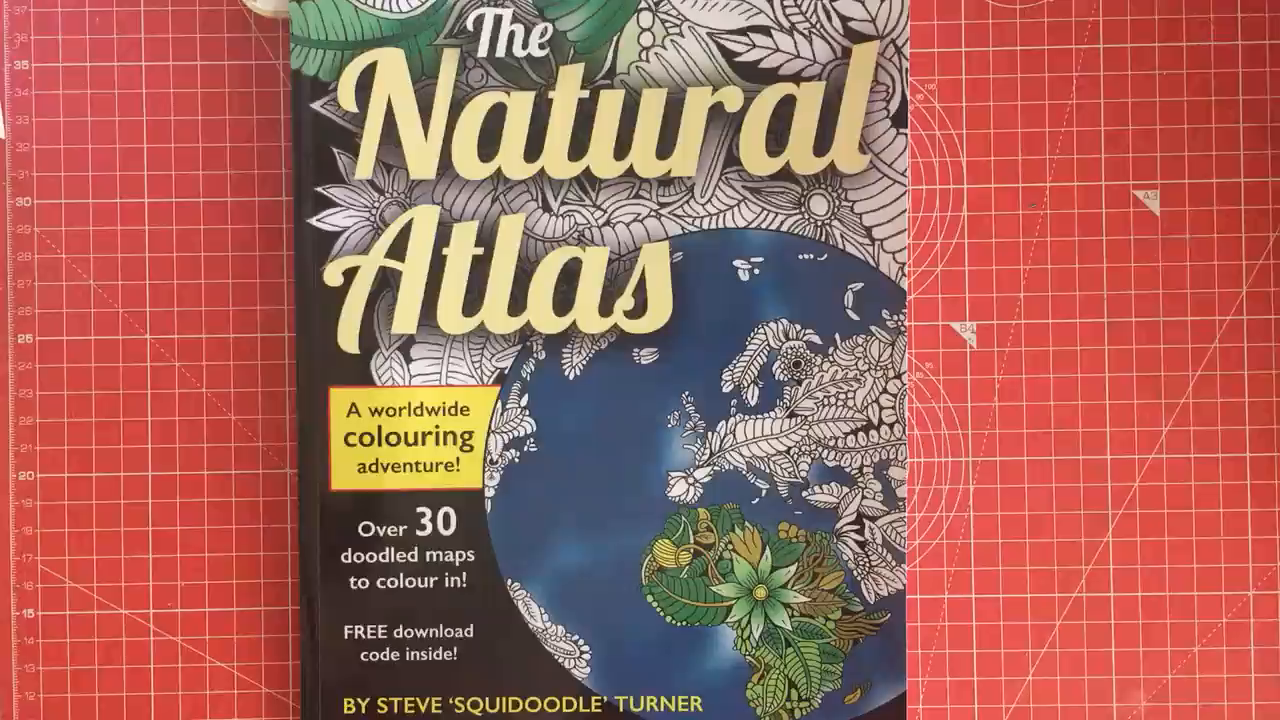 The natural atlas a worldwide adult coloring book amazon the natural atlas a worldwide adult coloring book amazon steve turner 9781539831488 books gumiabroncs Image collections