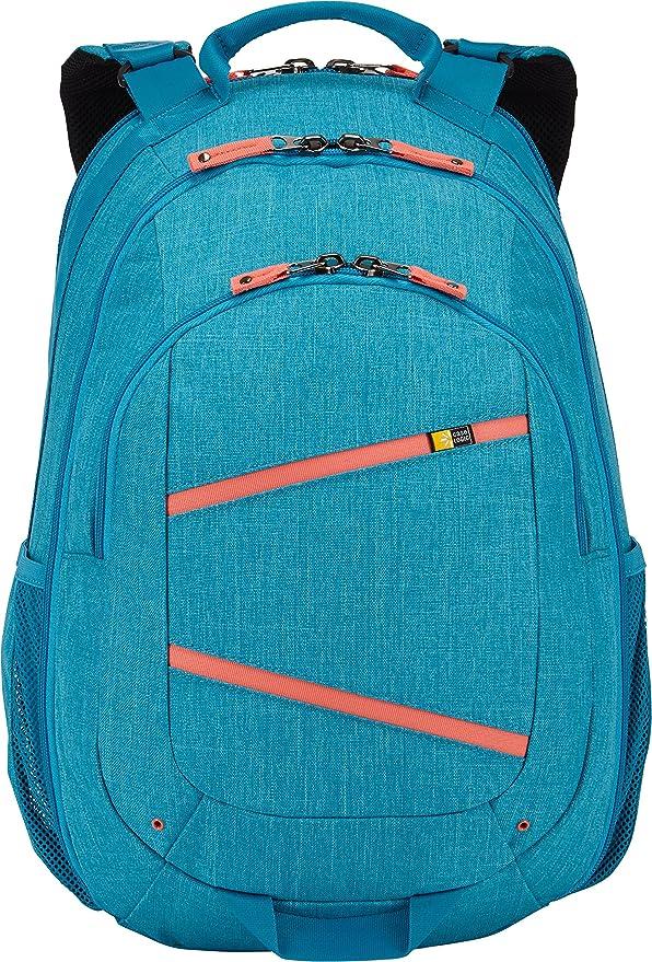 Amazon.com: Case Logic Berkeley II Laptop Daypack, Peacock (BPCA315): Computers & Accessories