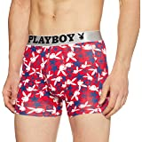 Playboy Men's Printed Boxers