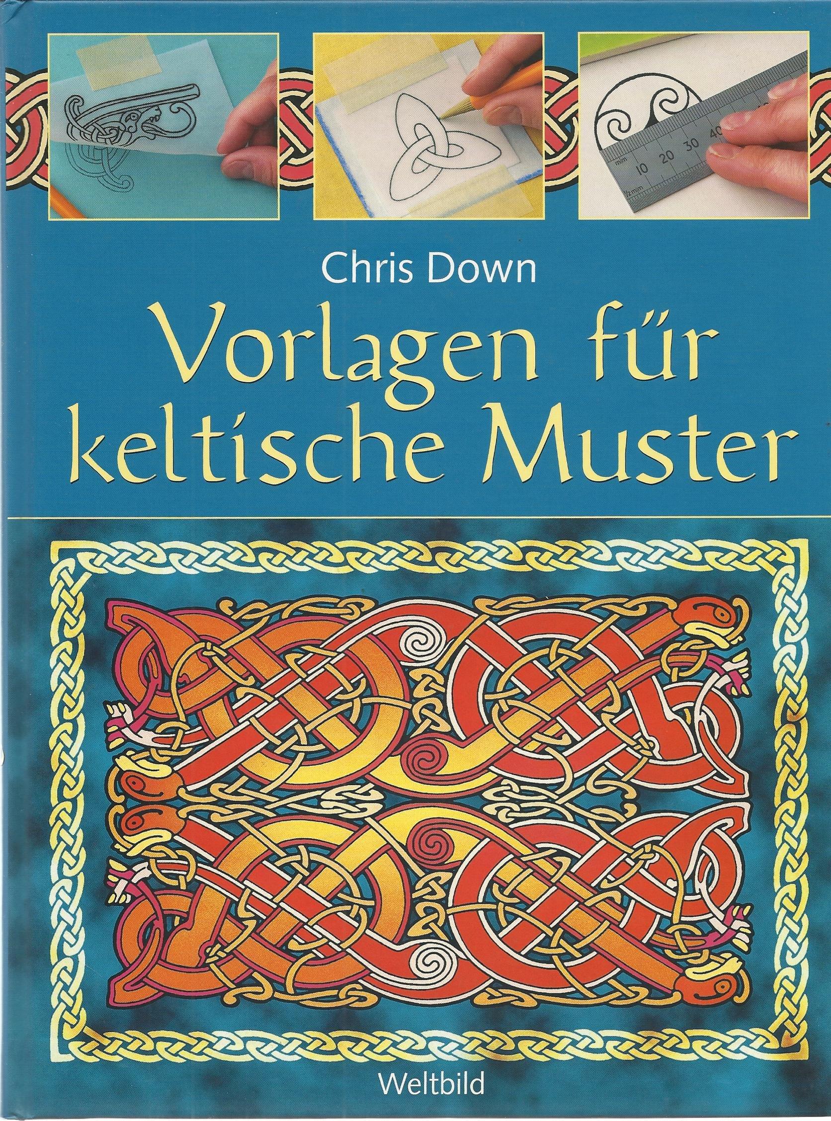 Vorlagen für keltische Muster: Amazon.de: Chris Down: Bücher