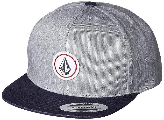 new arrival 00798 9aa16 ireland volcom big boys quarter snapback hat heather grey 1a204 25c52