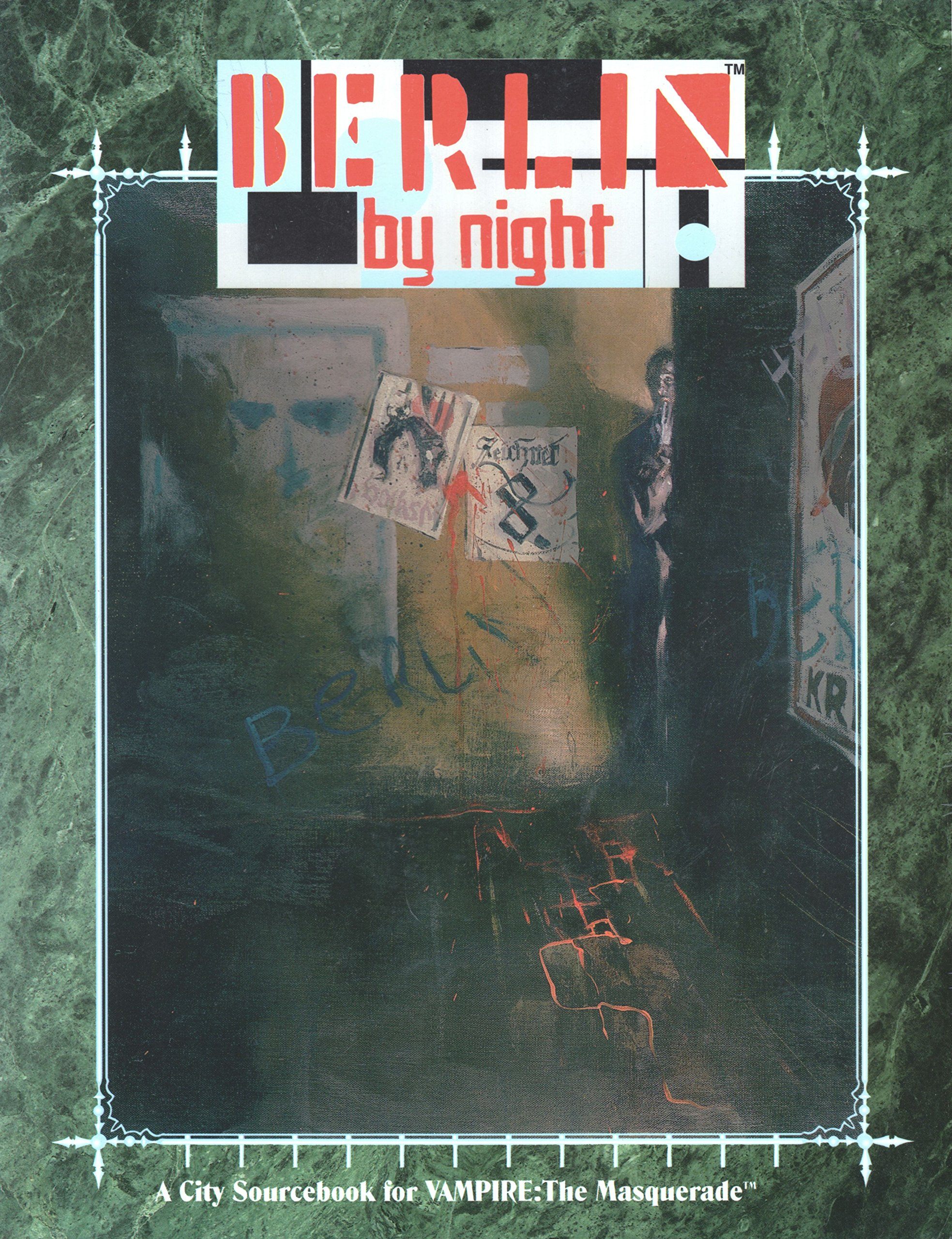Berlin by Night: A City Sourcebook for Vampire: The