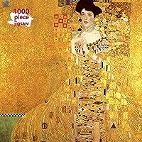 Adult Jigsaw Gustav Klimt: Adele Bloch Bauer: 1000 piece jigsaw