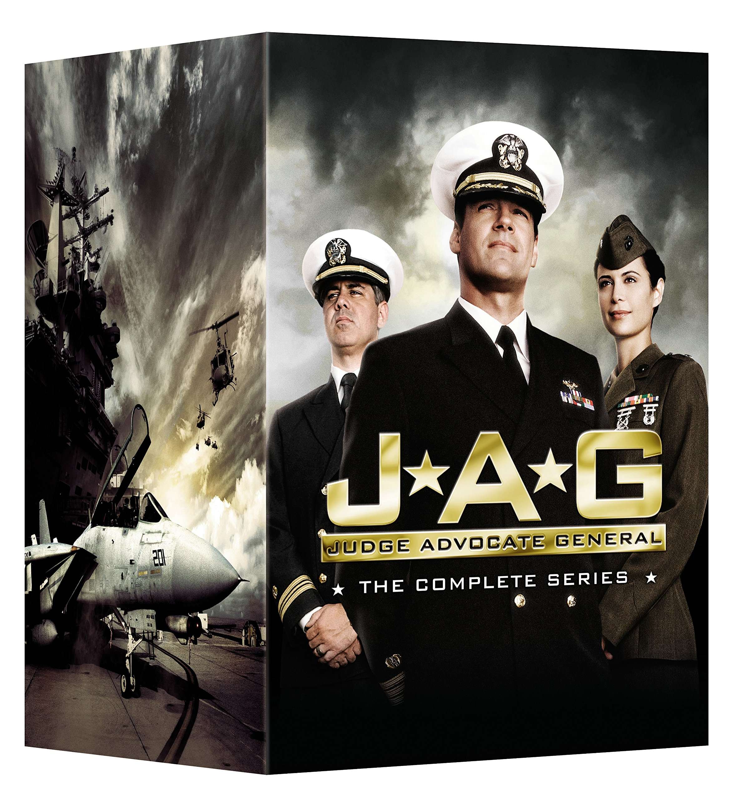 JAG: The Complete Series by Paramount