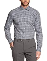 Strellson Premium Herren Slim Fit Businesshemd Jamie