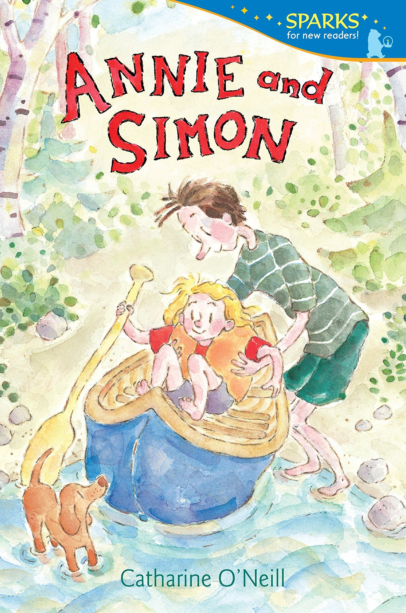 Download Annie and Simon (Candlewick Sparks) pdf epub