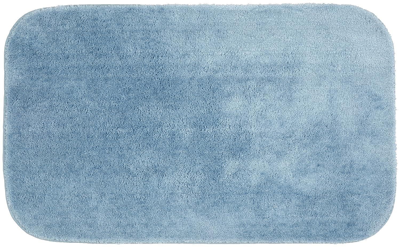 Basin bluee 24-Inch by 40-Inch Garland Rug BA010W5P06J5 Traditional Bath Rug Set, 5-Piece, Chocolate
