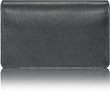 kavaj leather business card holder case wallet singapore - Amazon Business Card Holder