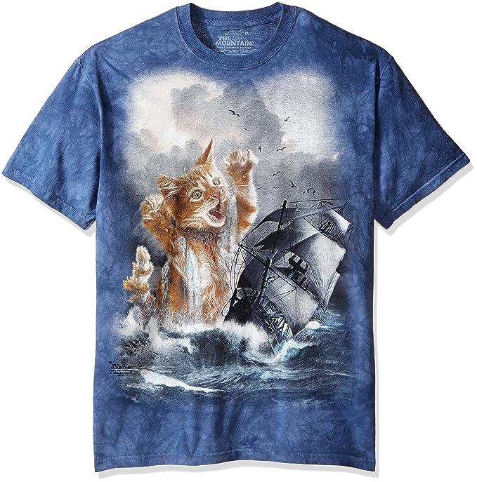 038579c0f Amazon.com: The Mountain Krakitten T-Shirt: Clothing