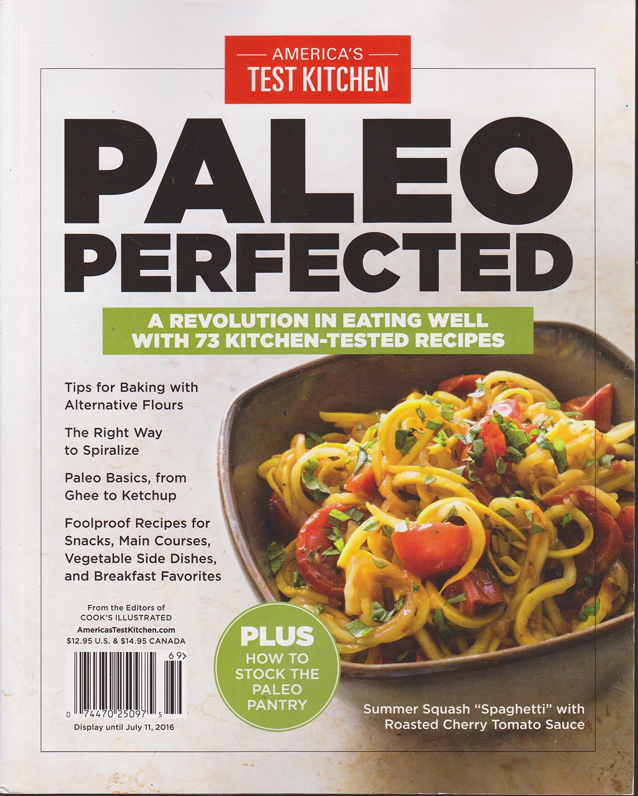 america s test kitchen paleo perfected magazine 2016