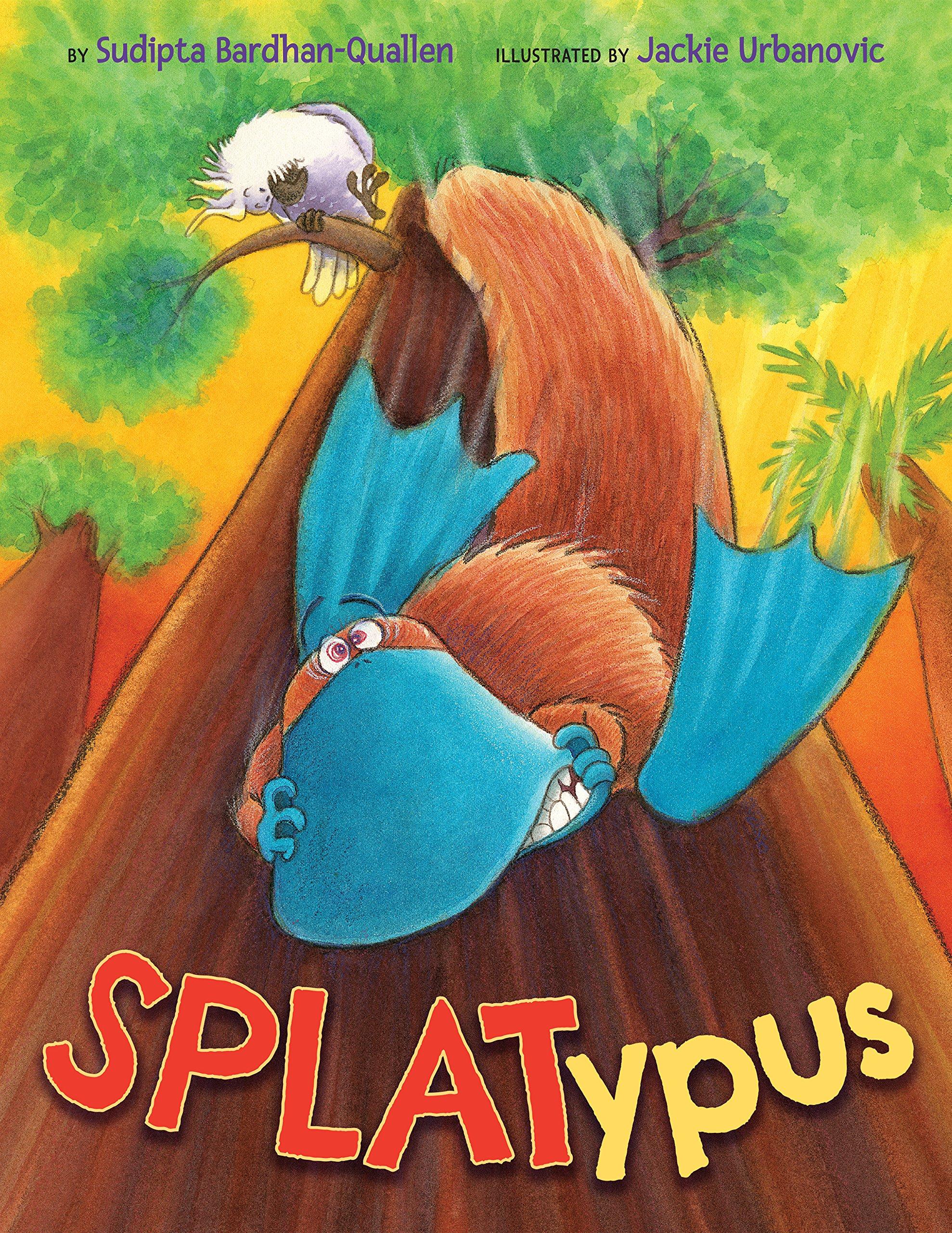 Splatypus: Sudipta Bardhanquallen, Jackie Urbanovic: 9781503939202:  Amazon: Books