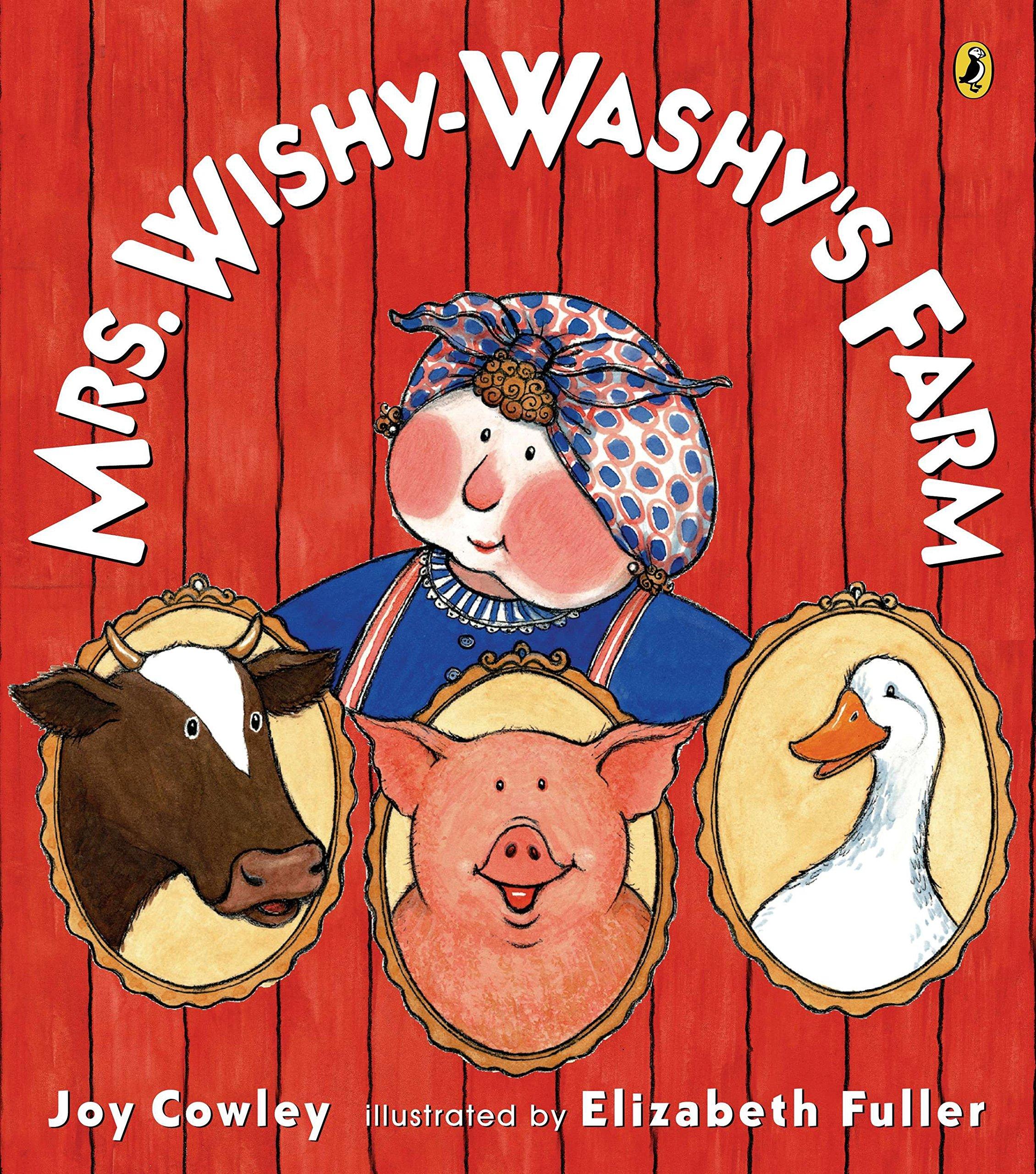 Download Mrs. Wishy-Washy's Farm ebook