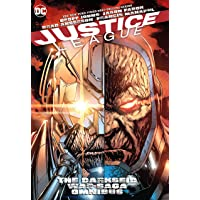 Justice League The Darkseid War Saga Omnibus