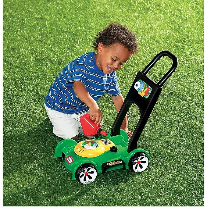 Little Tikes - Cortadora de césped de juguete: Amazon.es: Juguetes y juegos