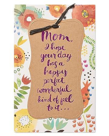 Geburtstagskarte Schreiben Mama.Happy Perfekt Wonderful Geburtstagskarte Fur Mama Mit Folie