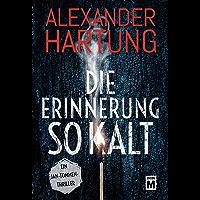 Die Erinnerung so kalt (Ein Jan-Tommen-Thriller 4) (German Edition)