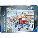 Jigsaw - Happy Days At Work 11 - The Coalman - 500 Piece Puzzle