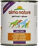 Almo Nature Dailymenu con Pollo Umido Cane Premium - Confezione da 12 x 800 g