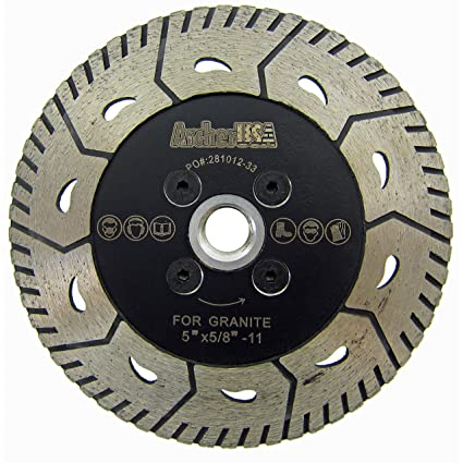 2-in-1 Turbo Diamond Blade for Both Cutting