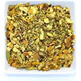 Tealyra - Holistic Health Tea - Turmeric Healthy Tonic - Ginger - Fennel - Cinnamon - Loose Leaf - Natural Weight Loss - All-In-One Wellness Blend - Anti-Inflammatory - Caffeine-Free - 112g (4-ounce)