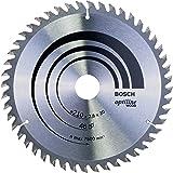 Bosch Zubehör 2608640623 Kreissägeblatt Optiline Wood 210 x 30 x 2,8 mm, 48