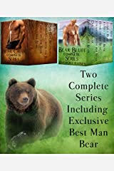 Complete Bear Creek and Bear Bluff Box Sets: Including exclusive book Best Man Bear Kindle Edition