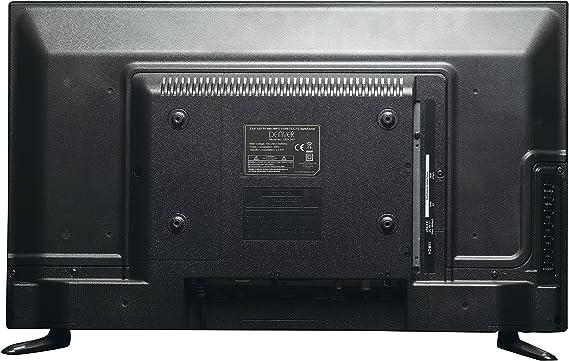 TV DENVER LED-2467 - 23.6/59.9CM - FULL HD - DVB-T2: Amazon.es: Electrónica