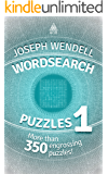 Wordsearch Puzzles 1: More Than 350 Engrossing Puzzles