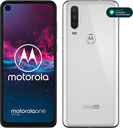 Motorola One Action - Smartphone Dual SIM (Triple cámara: 12 MP + ...