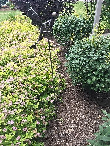 Amazon.com: Hummingbird Garden Stake: Handmade
