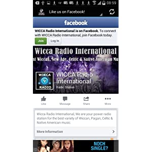 Wicca Radio International - Music for Witches: Amazon ca: Appstore