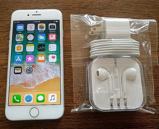 Amazon apple iphone 7 128 gb att silver electronics apple iphone 7 128 gb att silver stopboris Gallery