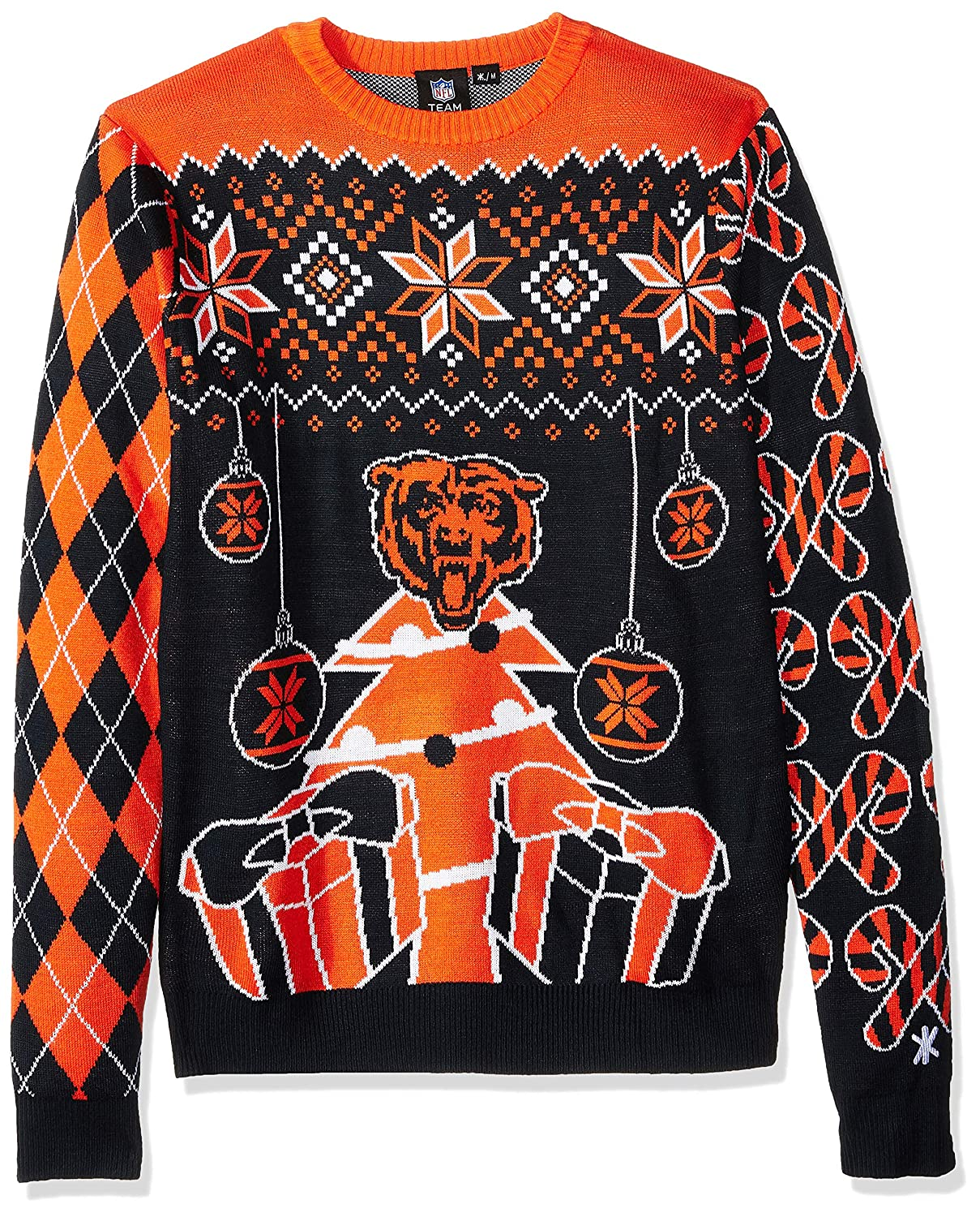 premium selection fea77 480ae FOCO NFL Mens Ugly Sweater