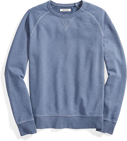 Brand Goodthreads Mens Crewneck Fleece Sweatshirt