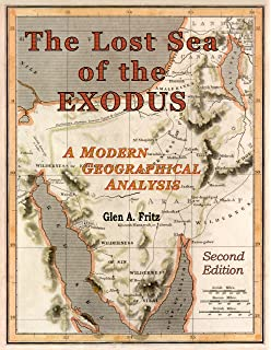 Amazon jewish history in conflict a study of the major the lost sea of the exodus a modern geographical analysis fandeluxe Choice Image