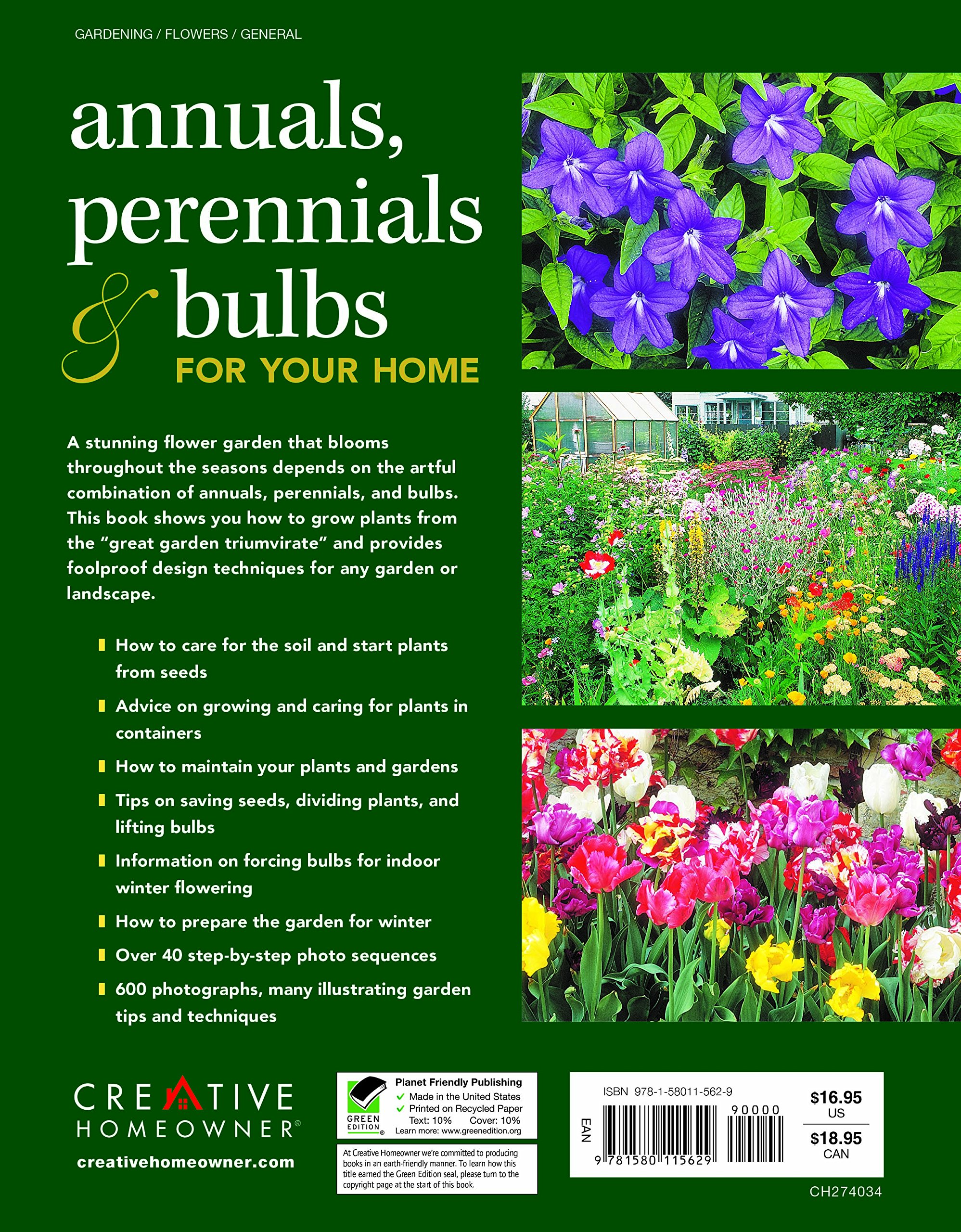 Annuals Perennials Bulbs For Your Home Designing Planting