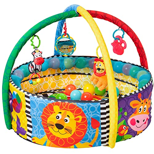 Playgro Ball Activity Nest for Baby - Developmental toy for baby that they can play with right from the start!